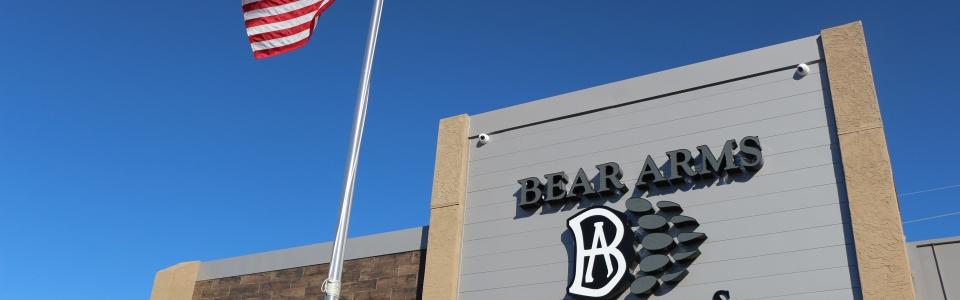 BA storefront
