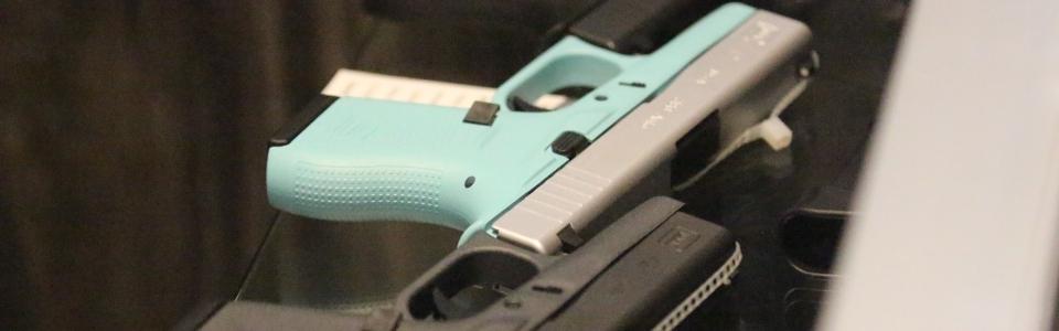 Tiffany gun