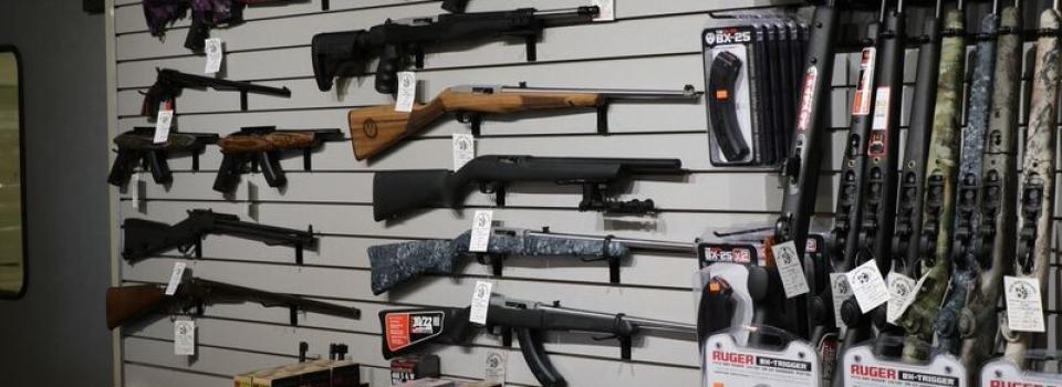 Long guns 4